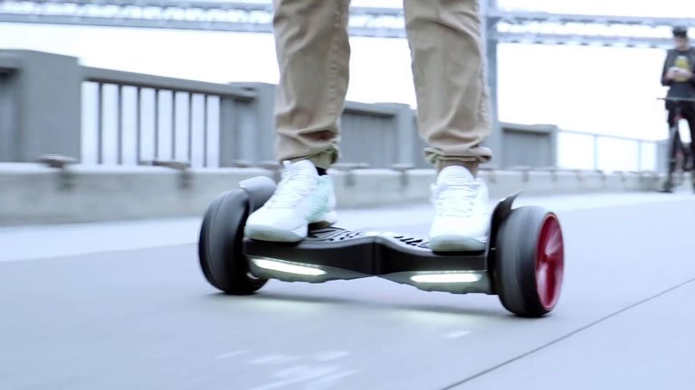 How fast is Hoverboard Image