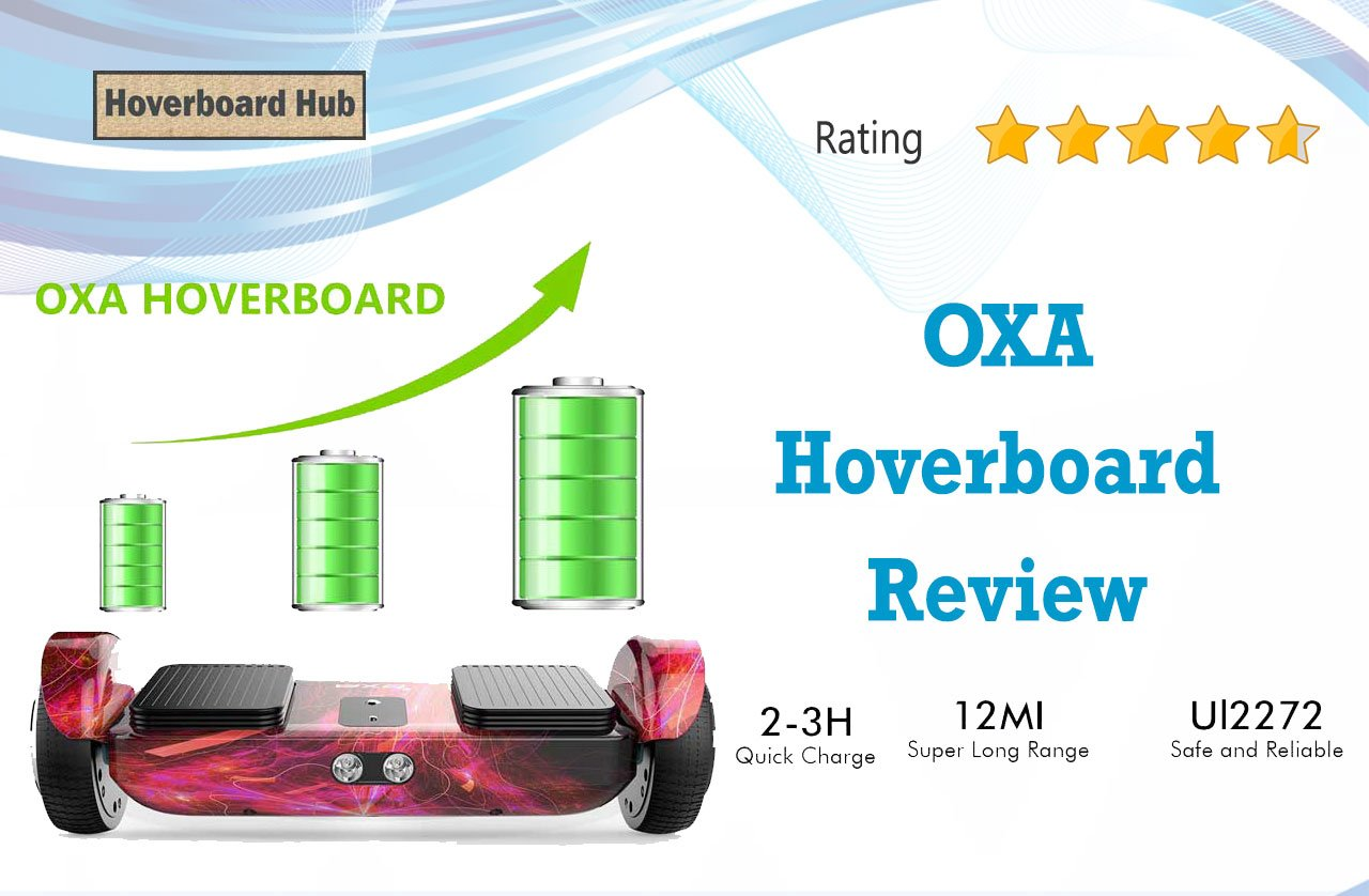 OXA Hoverboard Review Image