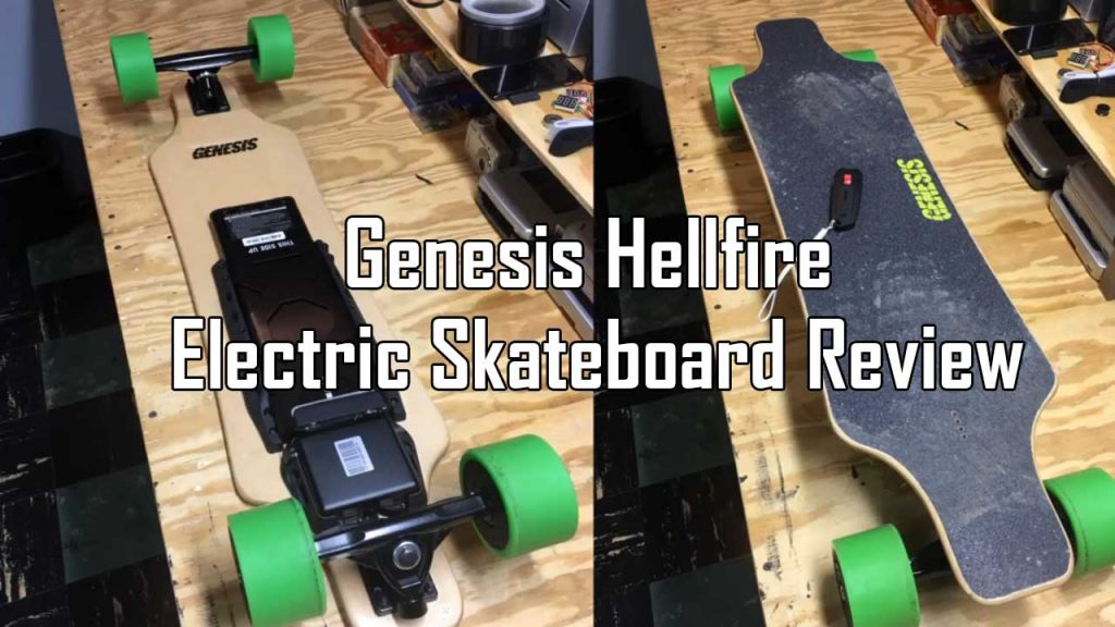 Genesis Hellfire Electric Skateboard Review