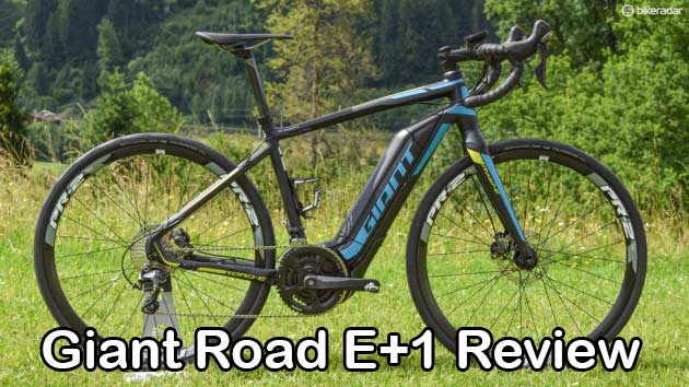 Giant Road E+1 Review