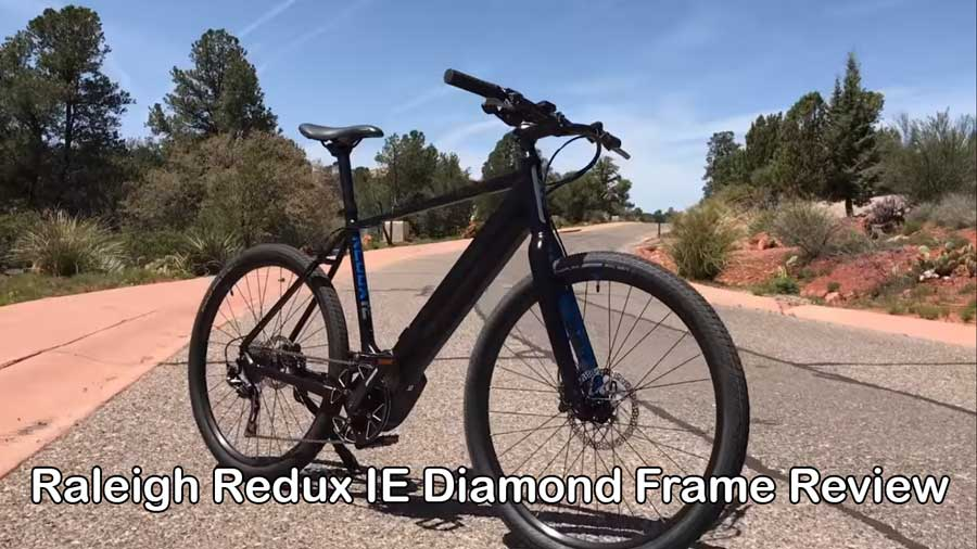 Raleigh Redux IE Diamond Frame Review
