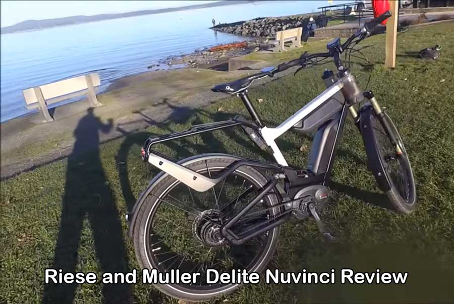 Riese and Muller Delite Nuvinci Review