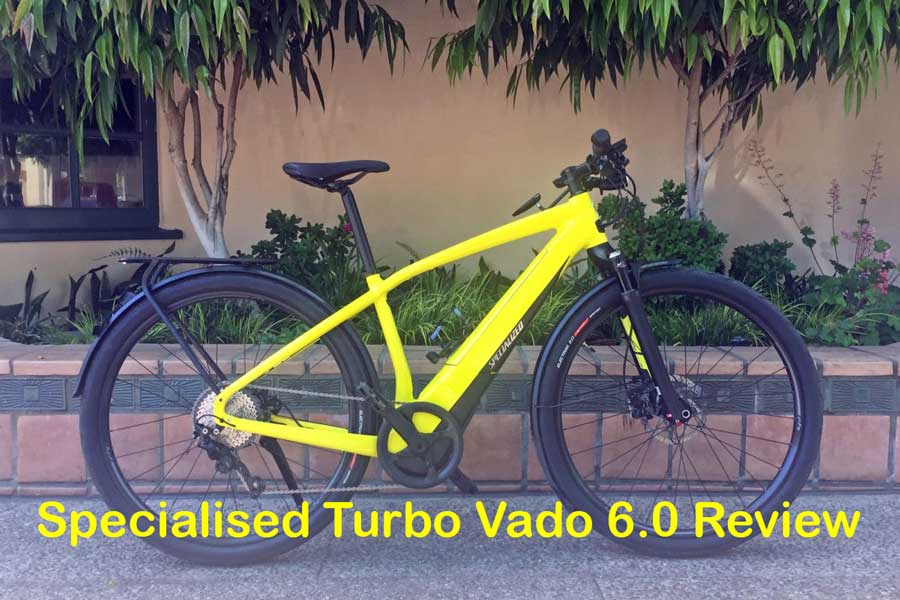 Specialised Turbo Vado 6.0 Review