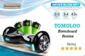 TOMOLOO Hoverboard with Bluetooth Speaker